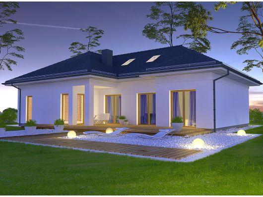 Madera 4 - komfortowy dom parterowy